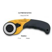 Cutter rotativo profesional 3 claveles