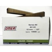 Caja grapas 80/12 Omer