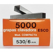 Caja grapas 530 6mm