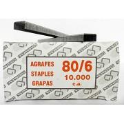 Caja grapas 80/6 corgrap