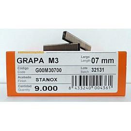 Caja grapas M/3 lazos