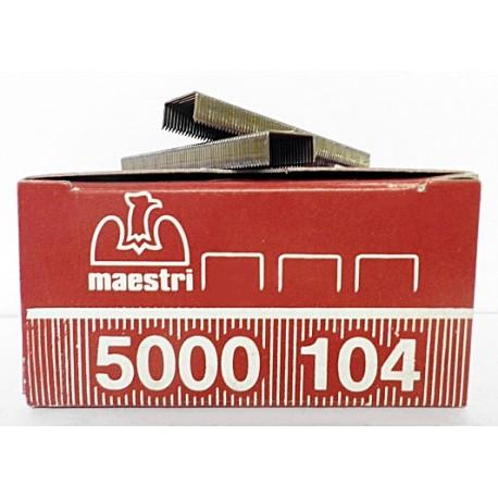 Caja grapas Ro-ma punti 104