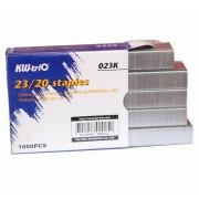 Caja grapas 23/17 kw-trio 1000 uds