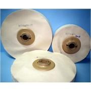 Cepillo 100 discos de tela cosidos