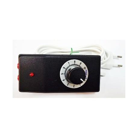 Regulador calor plancha y perfilero