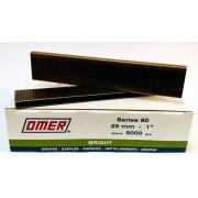 Caja grapas 90/25 Omer
