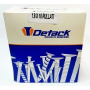 Caja clavo reclavar Detack 18mm