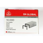 Caja grapas global 64 (21/4)