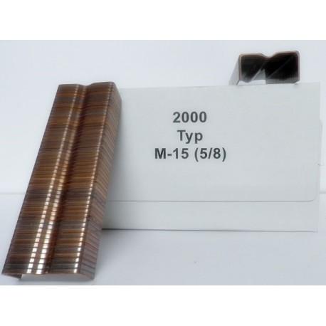 Caja grapas M/15