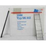 Caja brads SK/312. 3.5 millares por caja.