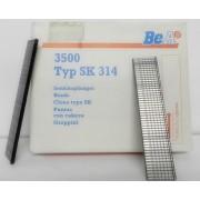 Caja brads SK/314. 3.5 millares por caja.