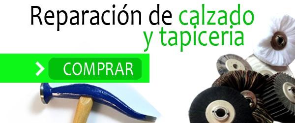 Herramientas para calzado y tapicería